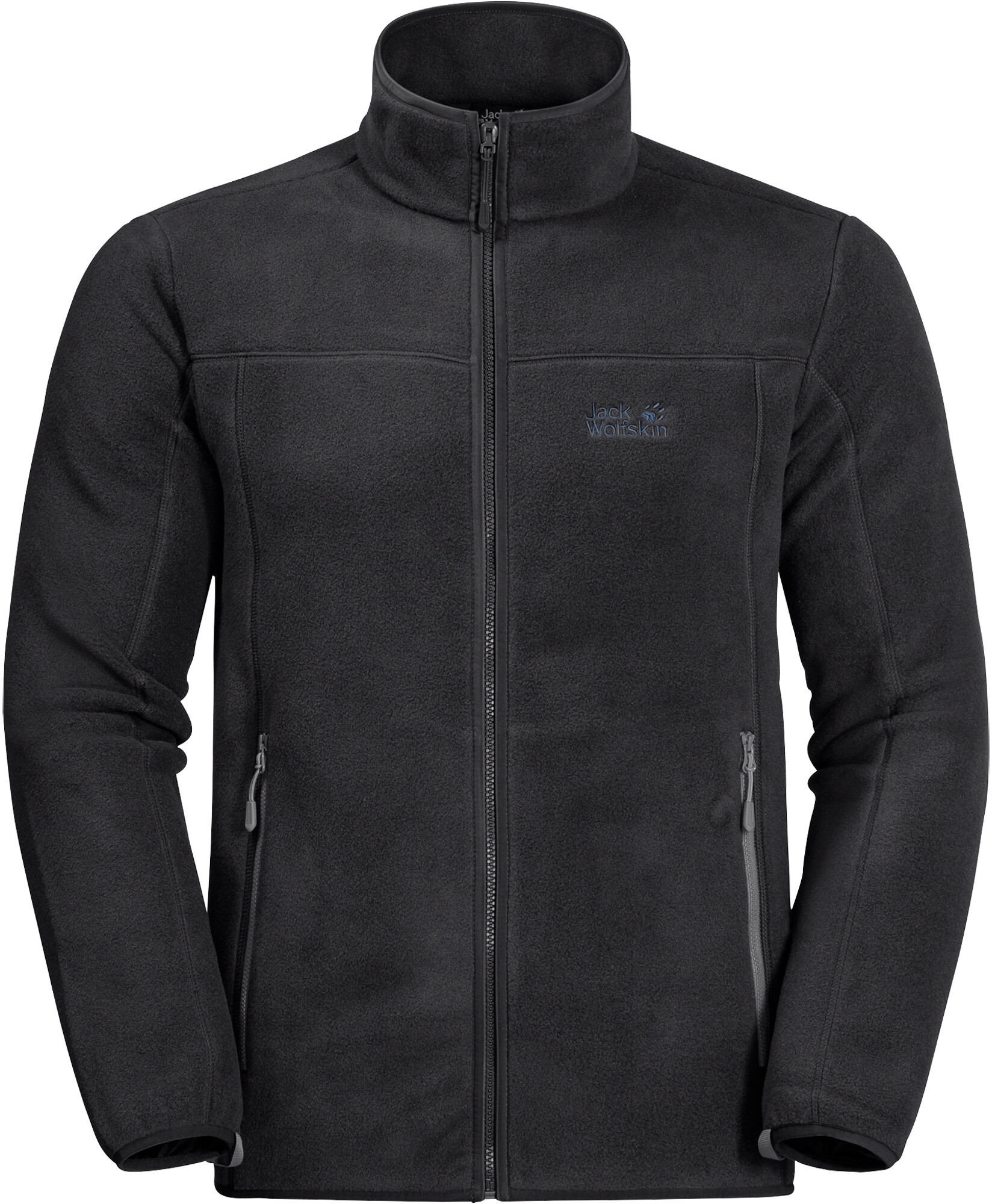 classic fit 89b82 01236 Jack Wolfskin Moonshine Altis Fleece Jacket Herren black